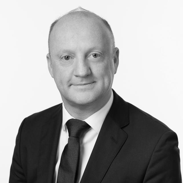 Gary Byrne - Head of CIO Consulting